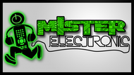 Mister Electronic Logo - Entry #14