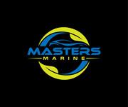 Masters Marine Logo - Entry #48