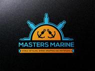 Masters Marine Logo - Entry #120