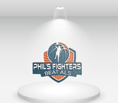 Phil's Fighters Logo - Entry #25