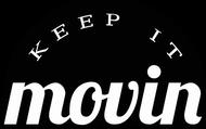 Keep It Movin Logo - Entry #316