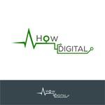 How Digital Logo - Entry #114