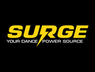 SURGE dance experience Logo - Entry #244