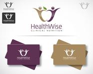 Logo design for doctor of nutrition - Entry #77