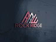 Rock Ridge Wealth Logo - Entry #428