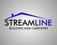 STREAMLINE building & carpentry Logo - Entry #12