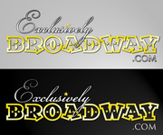 ExclusivelyBroadway.com   Logo - Entry #91
