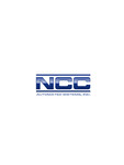 NCC Automated Systems, Inc.  Logo - Entry #140