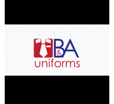 B&A Uniforms Logo - Entry #109