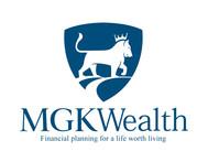 MGK Wealth Logo - Entry #482