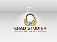 Chad Studier Insurance Logo - Entry #393