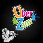 UberZany Logo - Entry #14