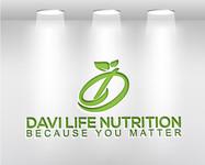 Davi Life Nutrition Logo - Entry #479
