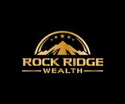 Rock Ridge Wealth Logo - Entry #348