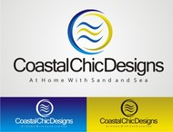 Coastal Chic Designs Logo - Entry #103