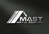 Mast Metal Roofing Logo - Entry #36