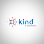 Kind LED Grow Lights Logo - Entry #116
