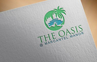 The Oasis @ Marcantel Manor Logo - Entry #110