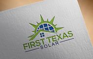 First Texas Solar Logo - Entry #58