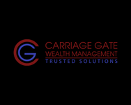 Carriage Gate Wealth Management Logo - Entry #74