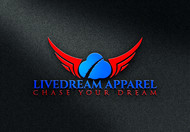 LiveDream Apparel Logo - Entry #277