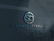 Shepherd Drywall Logo - Entry #272