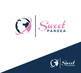 Sweet Pangea Logo - Entry #22