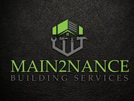 MAIN2NANCE BUILDING SERVICES Logo - Entry #75