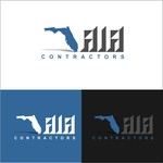 AIA CONTRACTORS Logo - Entry #152