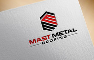 Mast Metal Roofing Logo - Entry #175