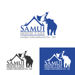 Samui House Care Logo - Entry #100