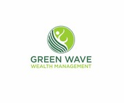 Green Wave Wealth Management Logo - Entry #350