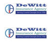 """""""DeWitt Insurance Agency"""" or just """"DeWitt"""" Logo - Entry #138"""