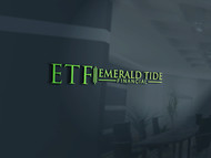 Emerald Tide Financial Logo - Entry #234