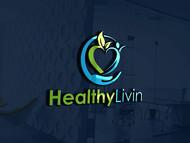 Healthy Livin Logo - Entry #423