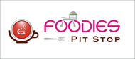 Foodies Pit Stop Logo - Entry #87