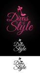 DivasOfStyle Logo - Entry #10