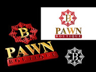Either Midtown Pawn Boutique or just Pawn Boutique Logo - Entry #30