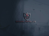 Secure. Digital. Life Logo - Entry #116