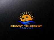coast to coast canvas Logo - Entry #112