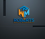 Roberts Wealth Management Logo - Entry #544