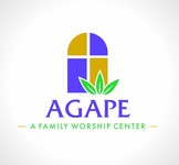Agape Logo - Entry #1