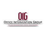 Office Intervention Group or OIG Logo - Entry #47