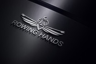 Rowing Hands Logo - Entry #28