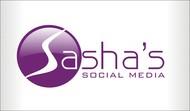 Sasha's Social Media Logo - Entry #65