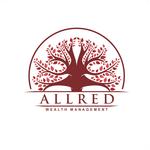 ALLRED WEALTH MANAGEMENT Logo - Entry #522
