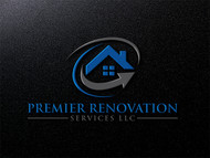 Premier Renovation Services LLC Logo - Entry #61