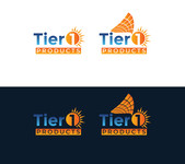 Tier 1 Products Logo - Entry #39