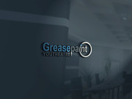 Greasepaint Youtheatre Logo - Entry #30
