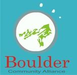 Boulder Community Alliance Logo - Entry #205